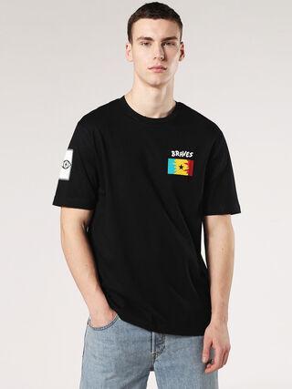 T-JUST-ZB, Black