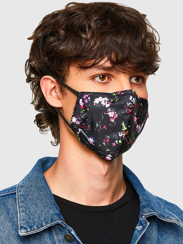 FACEMASK-FLO, Black - Other Accessories