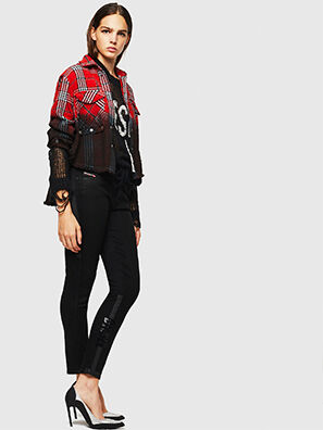 Babhila 0092T, Black/Dark grey - Jeans