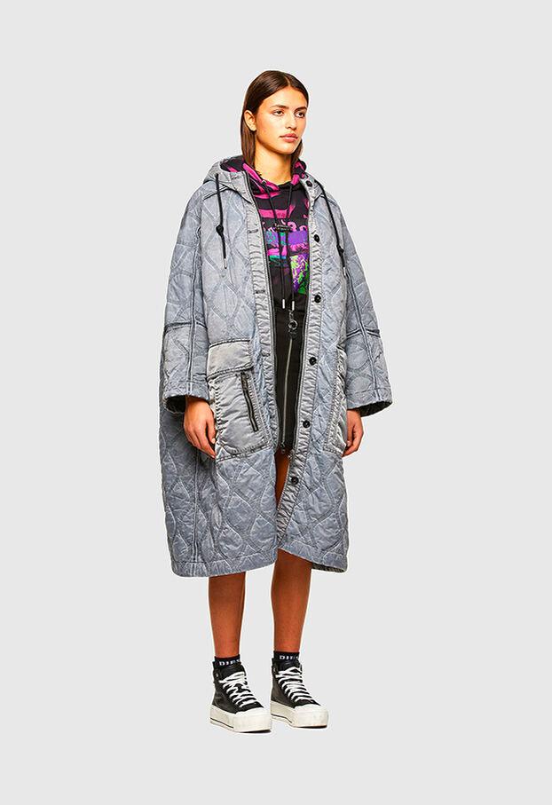 W-DAYA, Grey - Winter Jackets