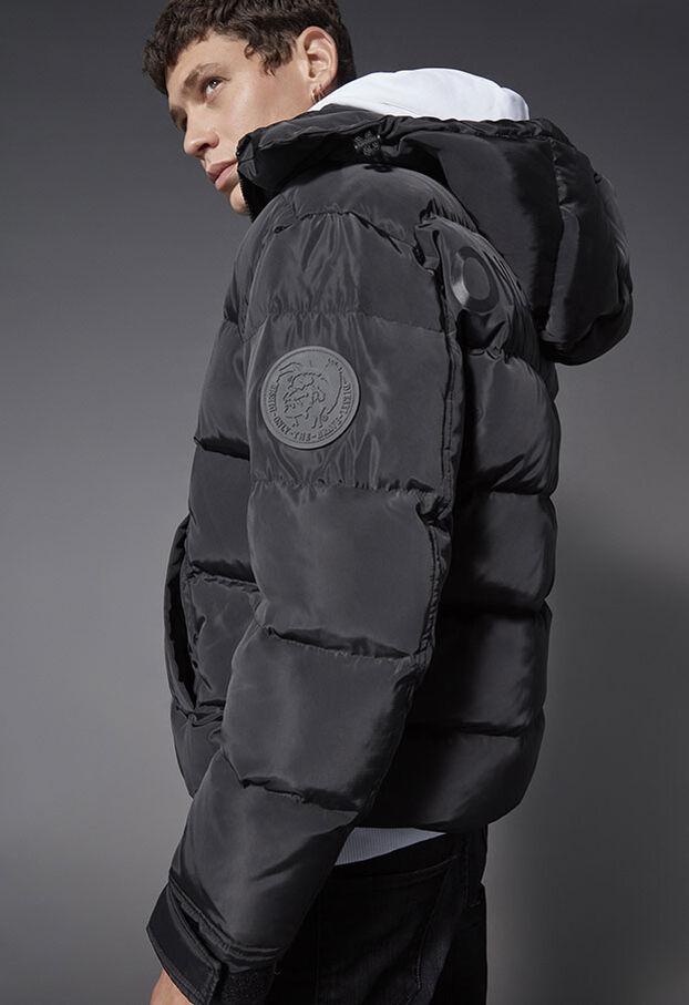 W-SMITH-YA, Bordeaux - Winter Jackets