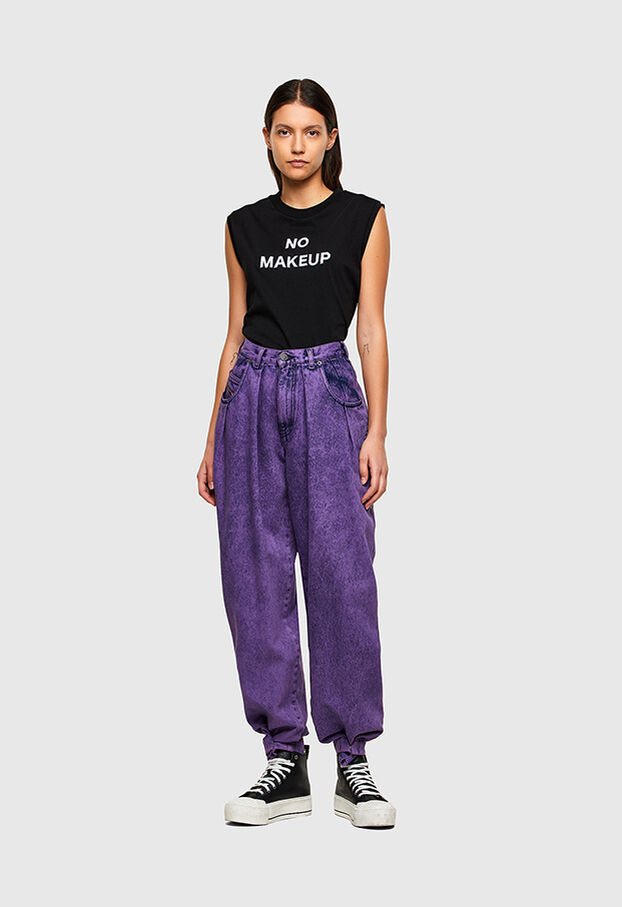 D-Concias 009RR, Violet - Jeans