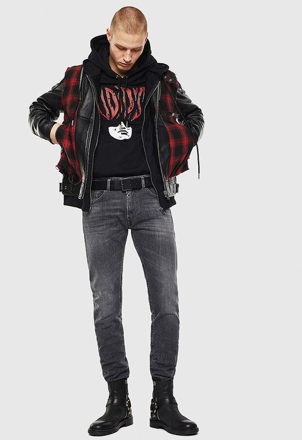 Thommer 0095I, Black/Dark grey - Jeans