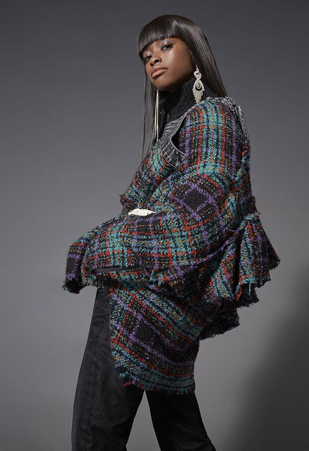 G-LERA, Multicolor/Black - Jackets