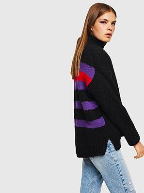 M-CARA, Black - Knitwear