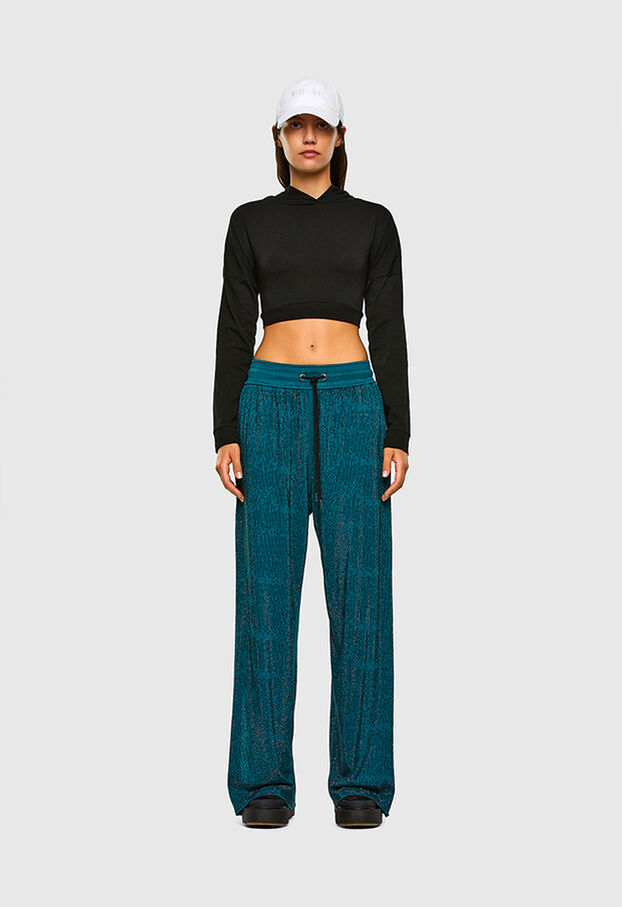 P-STRASS-D, Water Green - Pants
