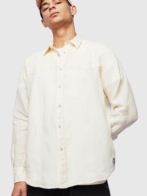 S-PLAN-B, White - Shirts
