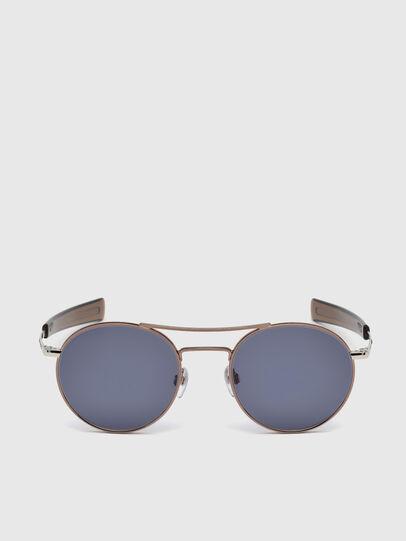 Diesel - DL0220, Bronze - Sunglasses - Image 1
