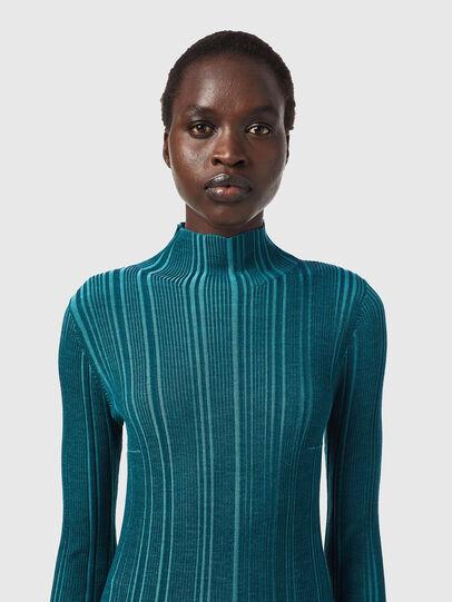 Diesel - M-ALBERTA, Water Green - Knitwear - Image 3