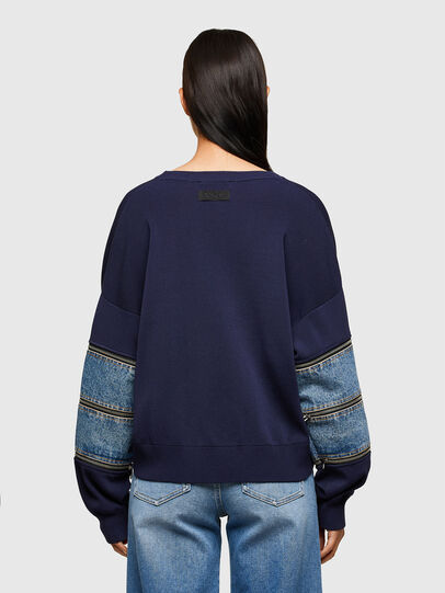 Diesel - M-AQUAMARINE, Blue - Knitwear - Image 2
