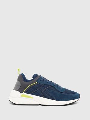 S-SERENDIPITY LOW, Blue/Grey - Sneakers