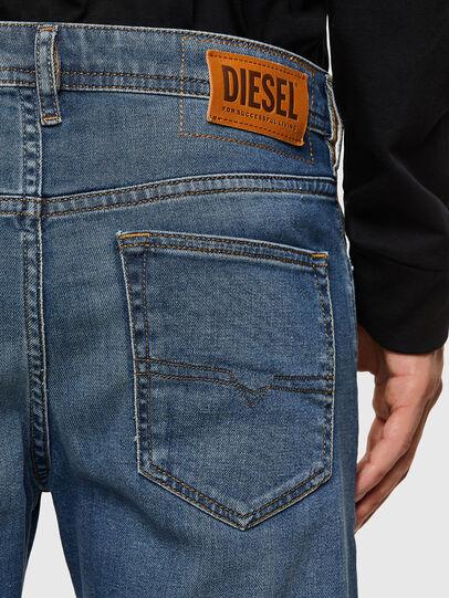 Diesel - Buster 009EI, Medium blue - Jeans - Image 4