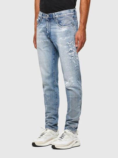 Diesel - D-Strukt 009KH, Light Blue - Jeans - Image 7