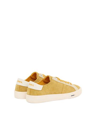 Diesel - S-MYDORI LC, Yellow - Sneakers - Image 3
