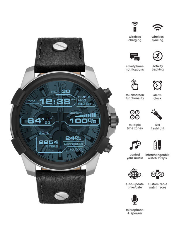 DT2001,  - Smartwatches