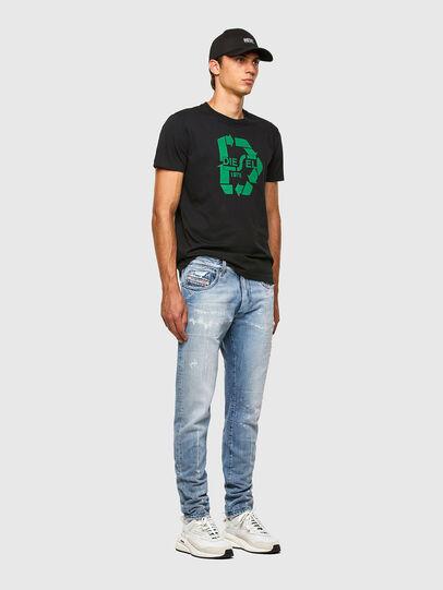 Diesel - D-Strukt 009KH, Light Blue - Jeans - Image 5