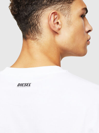 Diesel - T-JUST-J9,  - T-Shirts - Image 4