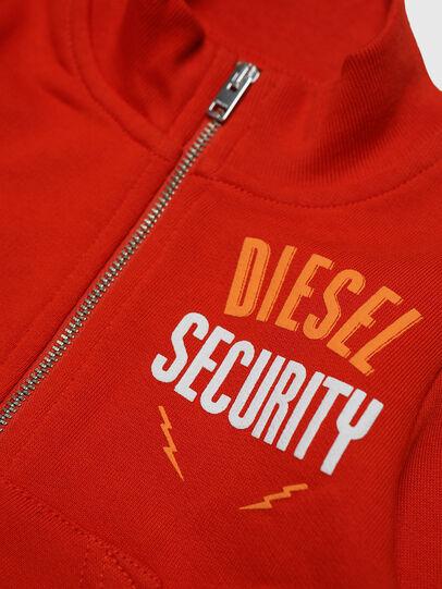 Diesel - SRUTYB, Orange - Sweaters - Image 3