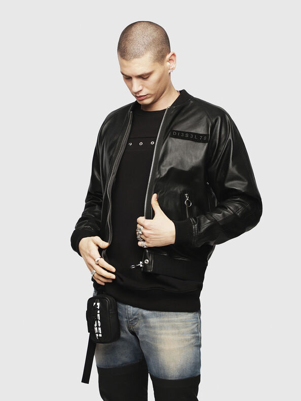 L-PINS-A,  - Leather jackets