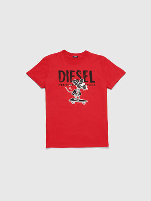 CL-T-DIEGO-1, Red - T-Shirts
