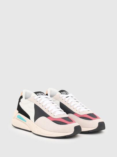 Diesel - S-SERENDIPITY F W, Pink/Black - Sneakers - Image 2