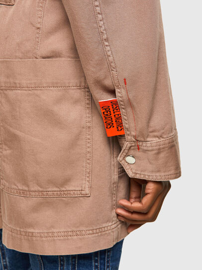 Diesel - DE-ASTRID-SP, Light Brown - Jumpsuits - Image 4