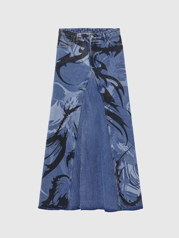 DE-SPIZ, Light Blue - Skirts