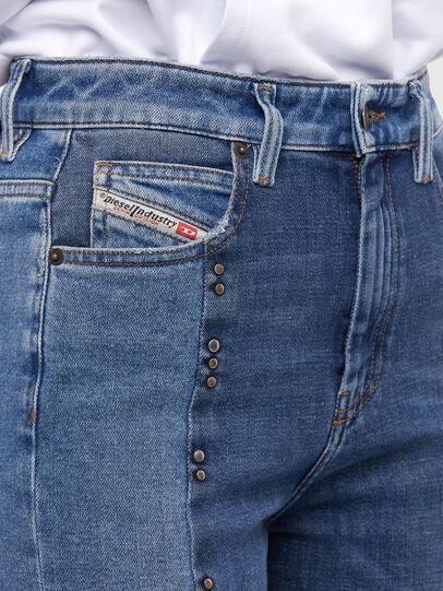 Diesel - D-Eiselle 009KP, Light Blue - Jeans - Image 4