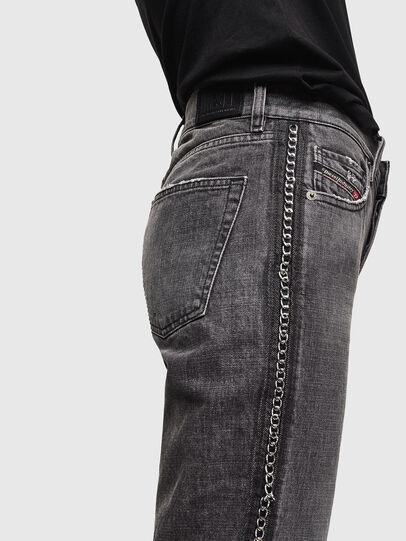 Diesel - Aryel 0096I, Black/Dark grey - Jeans - Image 5