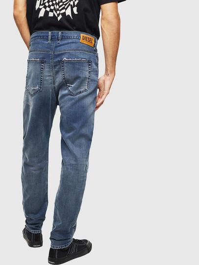 Diesel - D-Vider JoggJeans 069LW, Dark Blue - Jeans - Image 2