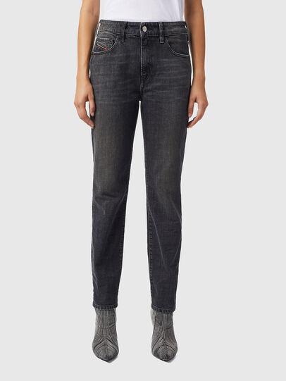 Diesel - D-Joy 09B12, Black/Dark grey - Jeans - Image 1