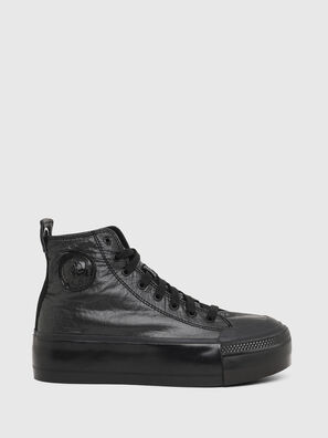 S-ASTICO MC WEDGE, Black - Sneakers