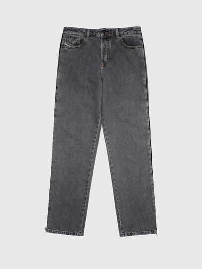 Diesel - 1955 09D18, Black/Dark grey - Jeans - Image 1