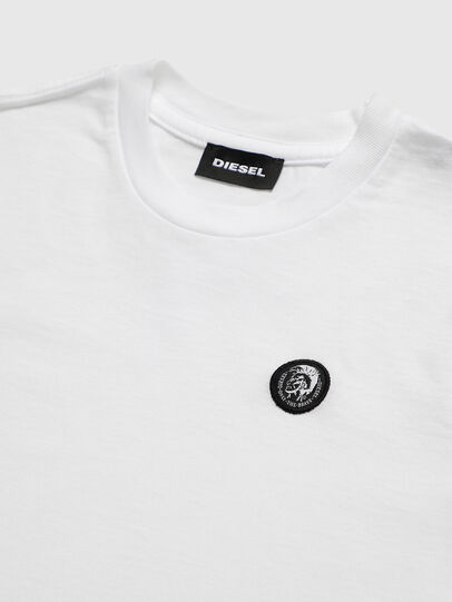 Diesel - TFREDDY, White - T-shirts and Tops - Image 3