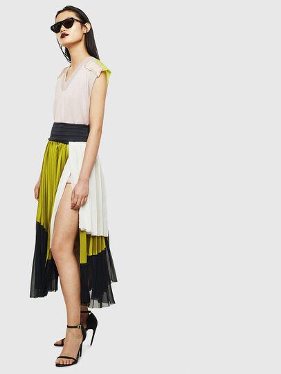 Diesel - O-ESCY,  - Skirts - Image 4
