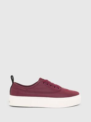 S-VANEELA LOW, Bordeaux - Sneakers