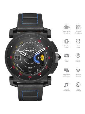 DT1001, Black - Smartwatches