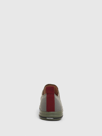 Diesel - S-ASTICO LOW CUT, Dark grey - Sneakers - Image 5