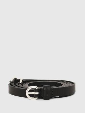 B-TIE, Black - Belts