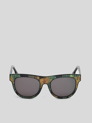 DM0160, Black/Orange - Sunglasses