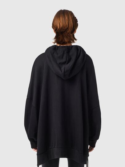 Diesel - F-JUSTINA-B1, Black - Sweaters - Image 2