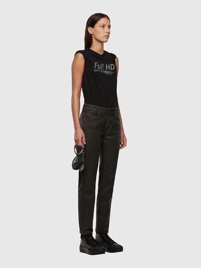 Diesel - D-Joy 009DU, Black/Pink - Jeans - Image 6