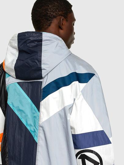 Diesel - J-EDWARD, Blue/Grey - Jackets - Image 5