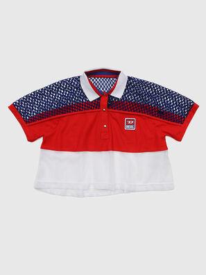 TVAITEA, Red/White - T-shirts and Tops