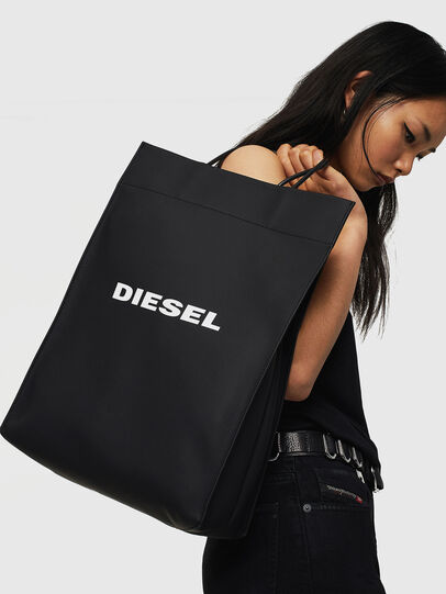 Diesel - SAKETTONE,  - Shopping and Shoulder Bags - Image 6