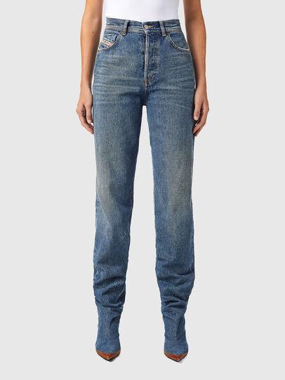 Diesel - 1956 007A7, Medium blue - Jeans - Image 2