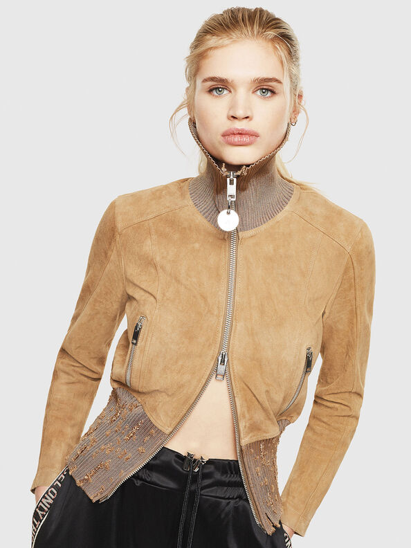 L-LYS-A,  - Leather jackets