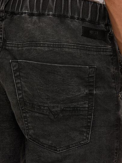 Diesel - KROOLEY JoggJeans® 009FZ, Black/Dark grey - Jeans - Image 4