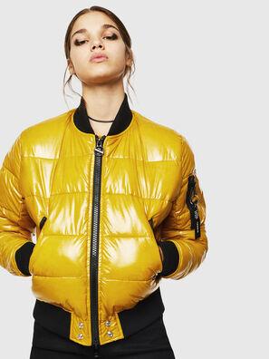 W-ONY, Yellow - Winter Jackets