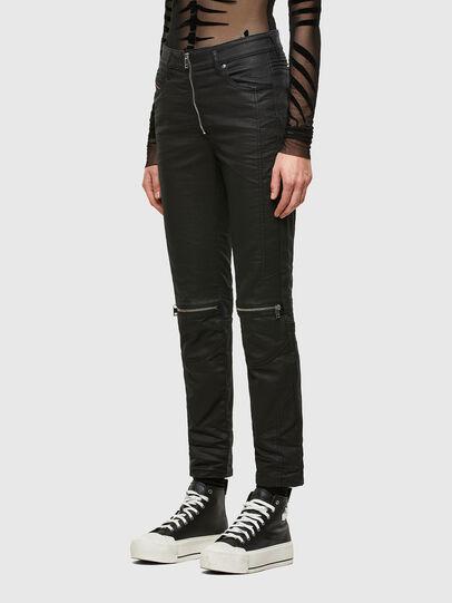 Diesel - D-Joy JoggJeans® 069TT, Black/Dark grey - Jeans - Image 7